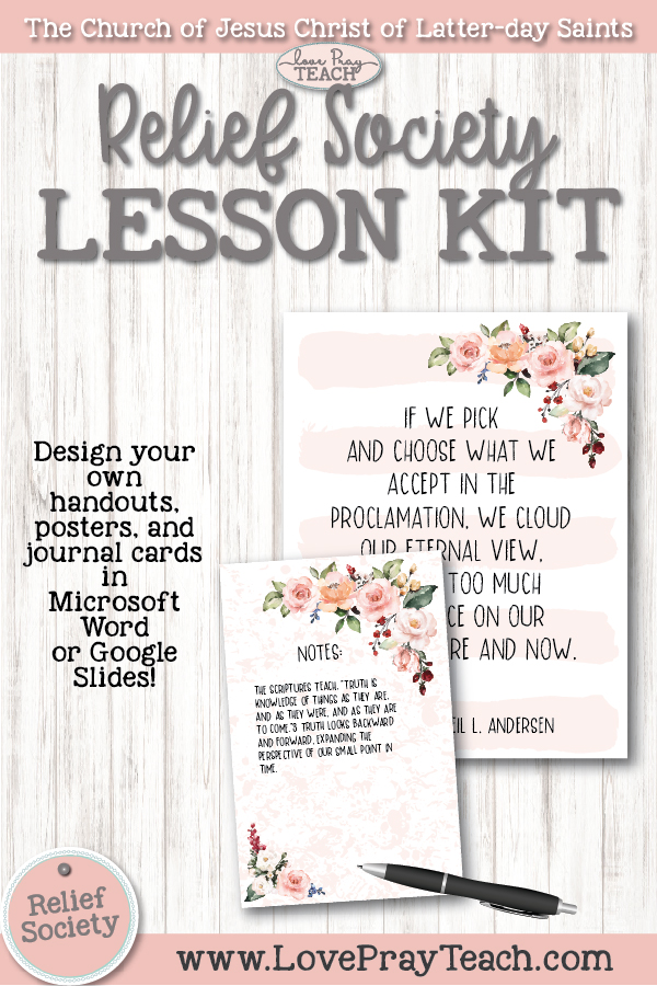 watercolor-flowers-relief-society-blank-lesson-kit