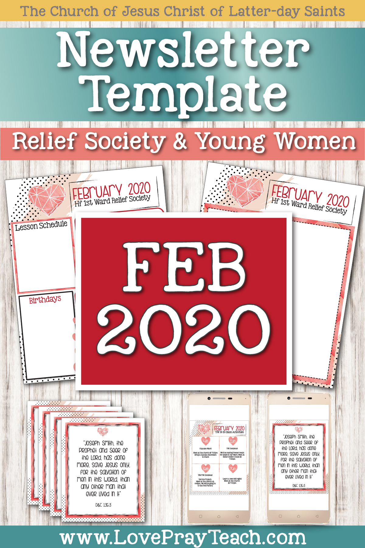 relief-society-newsletters